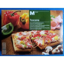 M-Classic Pizza Toscana 360g