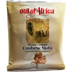 Out of Africa Honey Coated Cashew Nuts