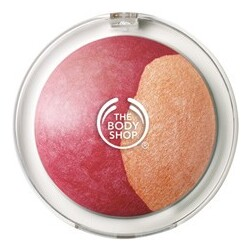 Body Shop - Baked-To-Last Blush Coral
