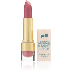 Mission: Summerlook! intense color lipstick 010