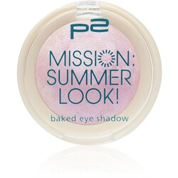 Mission: Summerlook! Baked Eye Shadow 020 Summer Breeze