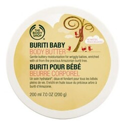 Buriti Baby Body Butter