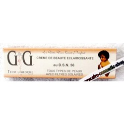G&G Teint Uniforme Lightening Beauty Creme