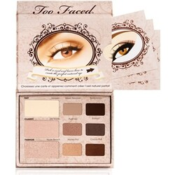too faced matte eye shadow
