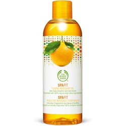 Body Shop - Spa Fit Toning Massage Oil