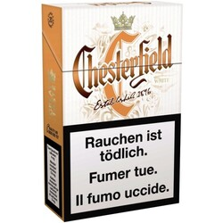 Chesterfield White box