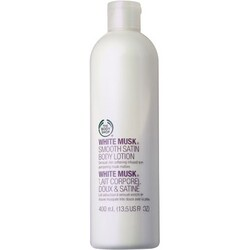 Body Shop - White Musk Smooth Satin Body Lotion