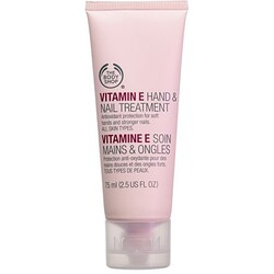 Body Shop - Vitamin E Hand & Nail Treatment