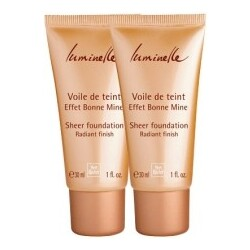 "Yves Rocher Luminelle Make-up-Fluid ""Natural Shine"" Beige Rosé"