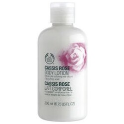 Body Shop - Body Lotion Cassis Rose