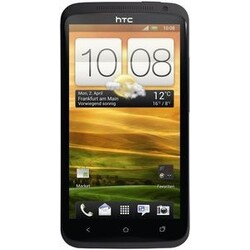 HTC One X (Glamour Gray)