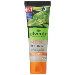 Alverde - Men Peeling mit Guaranaextrakt