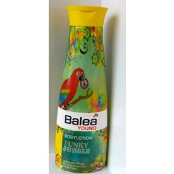 Balea Young Bodylotion Funky Jungle