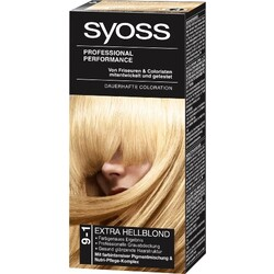 Syoss Dauerhafte Coloration 9-1 Extra Hellblond Stufe 3