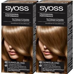Syoss Coloration 6-8 Dunkelblond - 4015000544955 u2013 | ||| | || CODECHECK.INFO