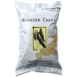 Maniok Chips Nature 30g