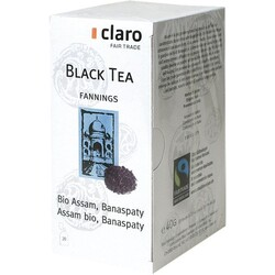 Black Tea Assam BIO 20x2g
