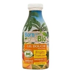 Born to Bio Duschgel Tropical Fruits