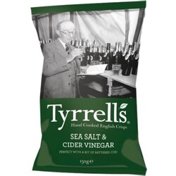 Tyrrells - Sea Salt & Cider Vinegar