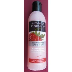Alberto Balsam Strawberries and Cream Shampoo