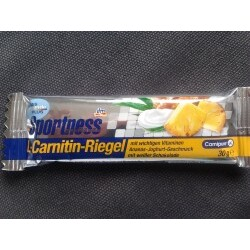 Sportness L-Carnithin-Riegel