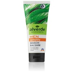 Alverde - Men Sensitiv Waschbalsam