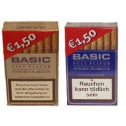 Basic Filter Cigarillos