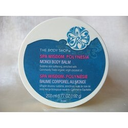 Body Shop - Spa Wisdom™ Polynesia Monoi Body Balm
