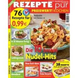 Zeitschrift Rezepte rezepte pur preiswert kochen 4196230900992