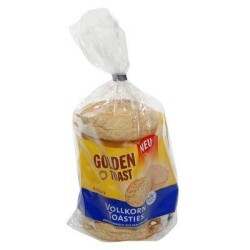 Lieken Golden Toast Vollkorn Toasties