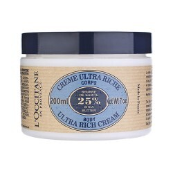 L'Occitane - Ultra Rich Body Cream 25 % Shea Butter