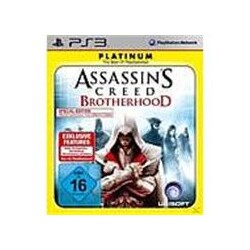 Ubisoft - Assassin´s Creed Brotherhood (Platinum)