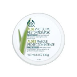 Body Shop - Aloe Protective Restoring Mask