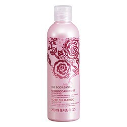 Body Shop - Moroccan Rose Shower Gel