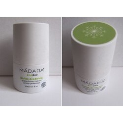 Mádara ecobody - Herbal Deodorant