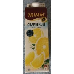 Trimm - Grapefruit Direktsaft