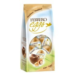 Ferrero - Eggs Haselnuss