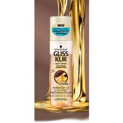 Gliss Kur MARRAKESH OIL & COCONUT EXPRESS-REPAIR- SPRÜHKUR