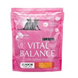 Purina - Vital Balance Junior Reich an Huhn