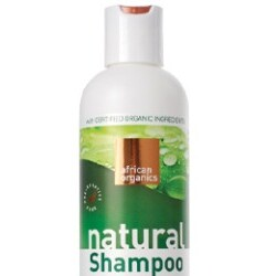 African Organics - Natural Shampoo For Normal Hair