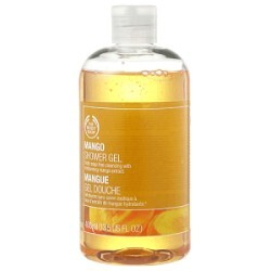 Body Shop - Mango Shower Gel Big Size