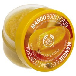 Body Shop - Mango Body Scrub