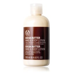 Body Shop - Cocoa Butter Hand & Body Lotion