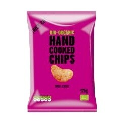 Bio-organic Hand Cooked Chips Sweet Chilli