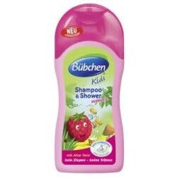 Bübchen Kids - Shampoo & Shower Himbeere