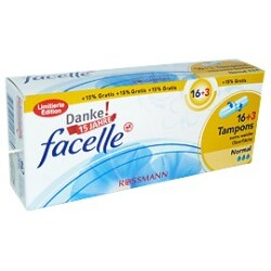 Facelle - Tampons normal - Limitierte Edition