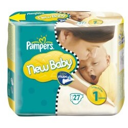Pampers - New Baby Newborn 2-5 kg
