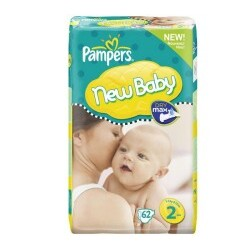 Pampers - New Baby Mini 3-6 kg Riesenpack