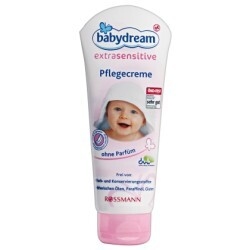 Babydream - Extrasensitive Pflegecreme