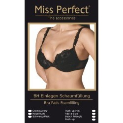 Miss Perfect - BH Einlagen Push Up Schaumfüllung